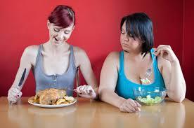 Kurus Makan banyak, Gemuk kena Diet