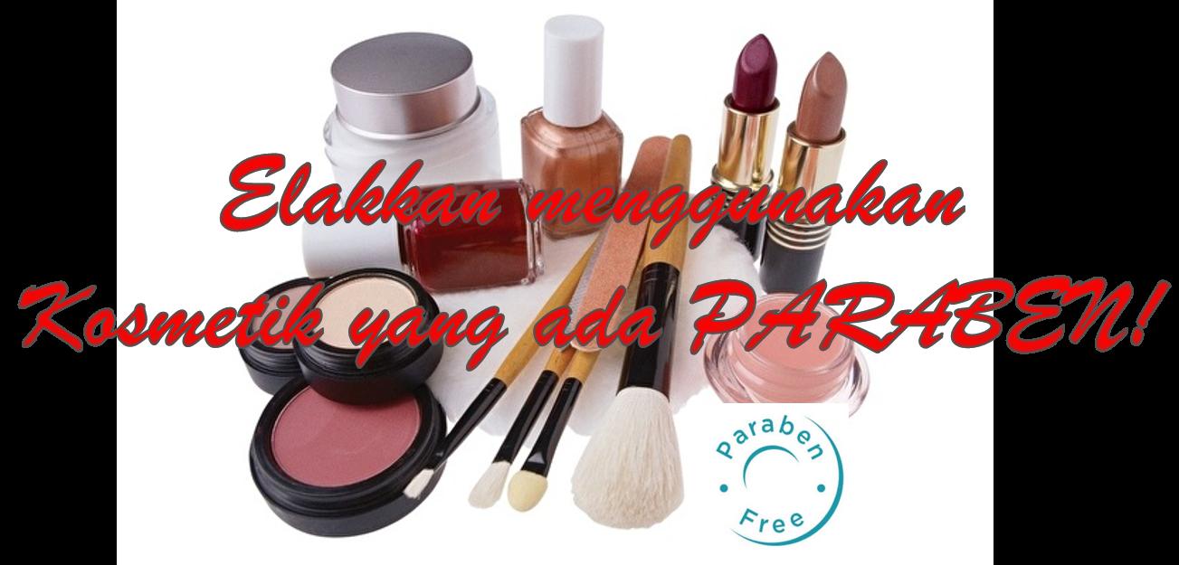 paraben free kosmetik