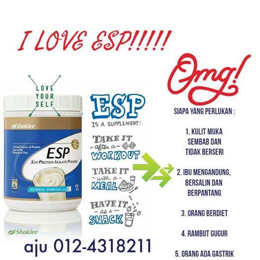 ESP untuk semua peringkat umur