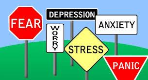 Cara mengatasi Anxiety Ketakutan dan Kebimbangan tahap