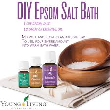 DiY epsom salt