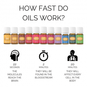 How fast do oIls work