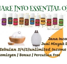 Young Living bisnes Online with Aju
